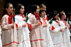 11.Bambini Notte tricolore