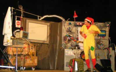 Bobo, Babbo e il mistero di Natale