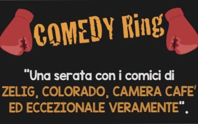 Comedy Ring Cabaret