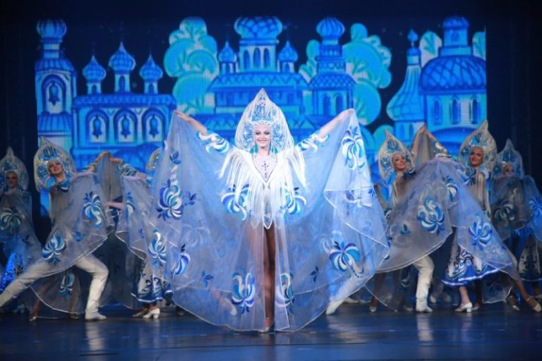 Russian National Show: Ghzel
