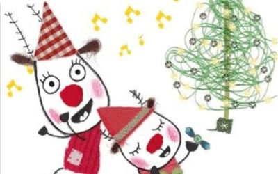 Scintille – rassegna teatrale per l'infanzia: Maffola e Ciaspola – due renne pigrone
