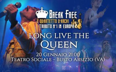 Long Live the Queen – 20 Gennaio 2018