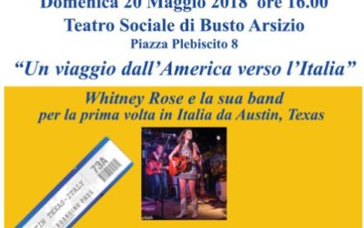Un viaggio dall'America verso l'Italia