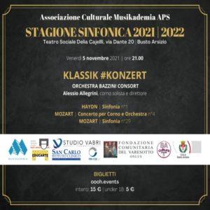Klassik #Konzert – 5.11.2021